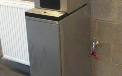 Waterdispenser voor onze jeugdploegen!!